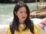 Yeri Red Velvet Juluki Ular Piton Sebagai Teman di 'Laws of the Jungle'