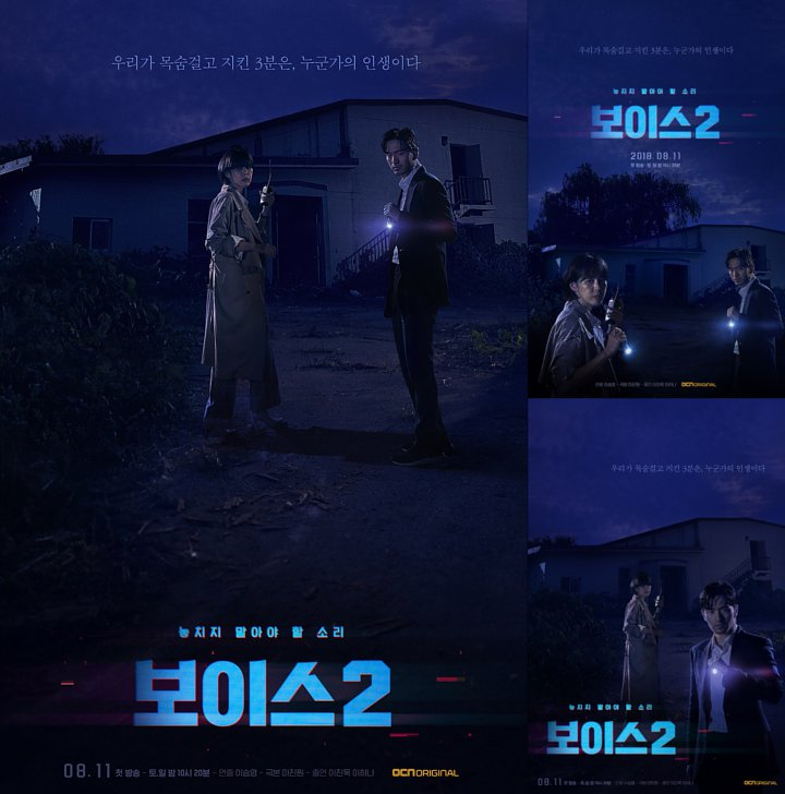 Poster 'Voice 2'