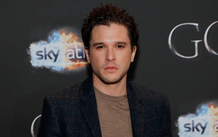 Kit Harington 'Game of Thrones' Jadi Black Knight di 'The Eternals'