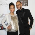 Alicia Keys di Acara Keep A Child Alive Black