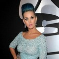 Katy Perry dengan Gaun Elie Saab di Red Carpet Grammy Awards 2012