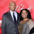 Samuel L. Jackson dan Istri di Keep Memory Alive foundation's 'Power of Love Gala'
