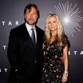 Russell Crowe dan Danielle Spencer di Pembukaan The Star