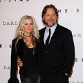 Russell Crowe dan Danielle Spencer di Pesta Pembukaan The Star