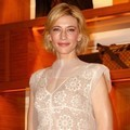 Cate Blanchett di Opening of the Louis Vuitton Maison