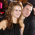 Kelly Preston dan John Travolta di Premier 'Old Dogs'