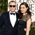 Daniel Craig dan Rachel Weisz di Red Carpet Golden Globe Awards 2013