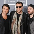 Swedish House Mafia di Red Carpet Grammy Awards 2013