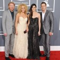 Little Big Town di Red Carpet Grammy Awards 2013