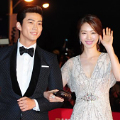Taecyeon 2PM dan Lee Yeon Hee Hadir di Busan International Film Festival 2013