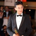 Yoo Ah In Hadir di Busan International Film Festival 2013