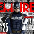Poster  Film 'Captain America: The Winter Soldier' di Majalah Empire