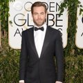 Chris Pine di Red Carpet Golden Globe Awards 2014