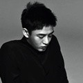 Yoo Ah In di Majalah High Cut vol. 121