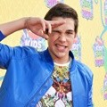 Austin Mahone di Orange Carpet Kids' Choice Awards 2014