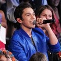 Austin Mahone Tampil di Kids' Choice Awards 2014