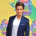 Nathan Kress di Orange Carpet Kids' Choice Awards 2014