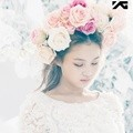 Lee Hi Photoshoot untuk Single 'Rose'