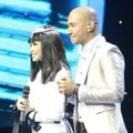 Rossa dan Husein di Grand Final Indonesian Idol 2014