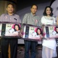 Rossa Saat Launching Album 'Love, Life, & Music'
