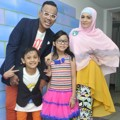 Keluarga Uya Kuya di Indonesia Kids Choice Awards 2014