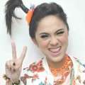 Nycta Gina di Indonesia Kids Choice Awards 2014
