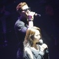 Kim Jong Kook dan Song Ji Hyo Tampil Bersama di 'Race Start!' Season 2 Fans Meeting