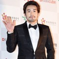 Otani Ryohei di Red Carpet APAN Star Awards 2014
