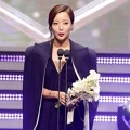 Kim Hee Sun Raih Piala Long-length Drama Best Female Acting