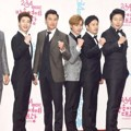 Para Pengisi Acara 'Real Men' di Red Carpet MBC Entertainment Awards 2014