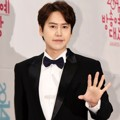 Kyuhyun Super Junior di Red Carpet MBC Entertainment Awards 2014
