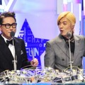 Yoon Jong Shin dan Kangnam M.I.B di MBC Entertainment Awards 2014