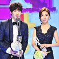 Song Jae Rim dan Kim So Eun Raih Piala Best Couple Award