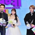 Minho SHINee, Kim So Hyun dan Zico Block B Raih Piala Popularity Award - Music/Talk Show