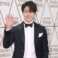 Jung Il Woo di Red Carpet MBC Drama Awards 2014