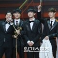 GOT7 Raih Piala New Artist Award