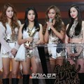 Sistar Raih Piala Digital Single Bonsang
