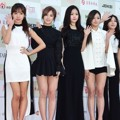 A Pink di Red Carpet Gaon Chart K-Pop Awards 2015