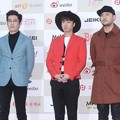 Epik High di Red Carpet Gaon Chart K-Pop Awards 2015