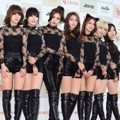 AOA di Red Carpet Gaon Chart K-Pop Awards 2015