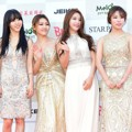 Mamamoo di Red Carpet Gaon Chart K-Pop Awards 2015
