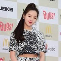 Park Bo Ram di Red Carpet Gaon Chart K-Pop Awards 2015