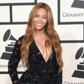 Beyonce Knowles di Red Carpet Grammy Awards 2015