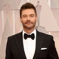 Ryan Seacrest di Red Carpet Oscar 2015