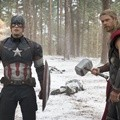 Chris Evans dan Chris Hemsworth Kembali di Sekuel 'The Avengers'