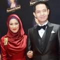 Alyssa Soebandono dan Dude Harlino Hadir di Panasonic Gobel Awards 2015
