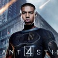 Poster Karakter Johnny Storm di Film 'The Fantastic Four'