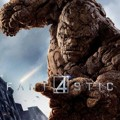 Poster Karakter The Thing di Film 'The Fantastic Four'