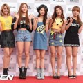 CLC di Red Carpet Hallyu Dream Festival 2015