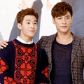 Henry Super Junior-M dan Sung Hoon di Jumpa Pers Serial 'Oh My Venus'